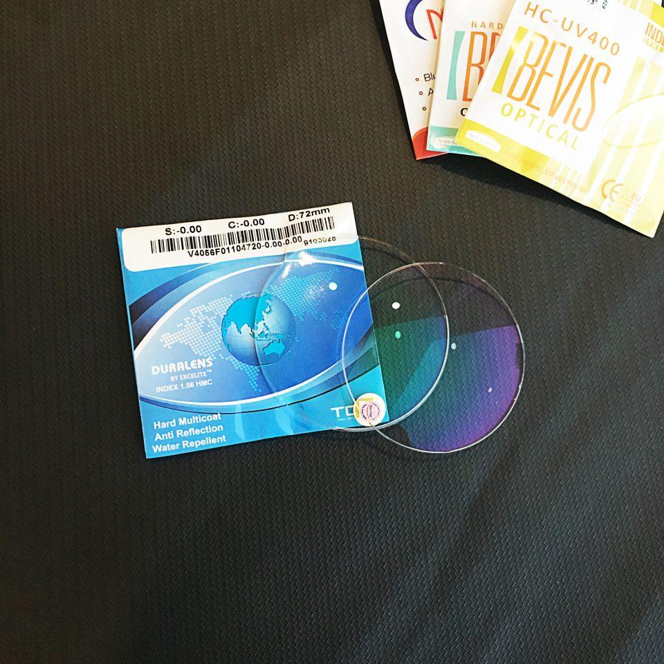 Giá Tròng kính cận phản quang UV Excilite tại Eye Plus
