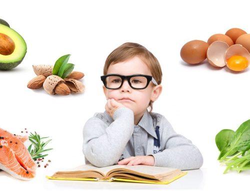 Các nhóm thực phẩm tốt cho mắt