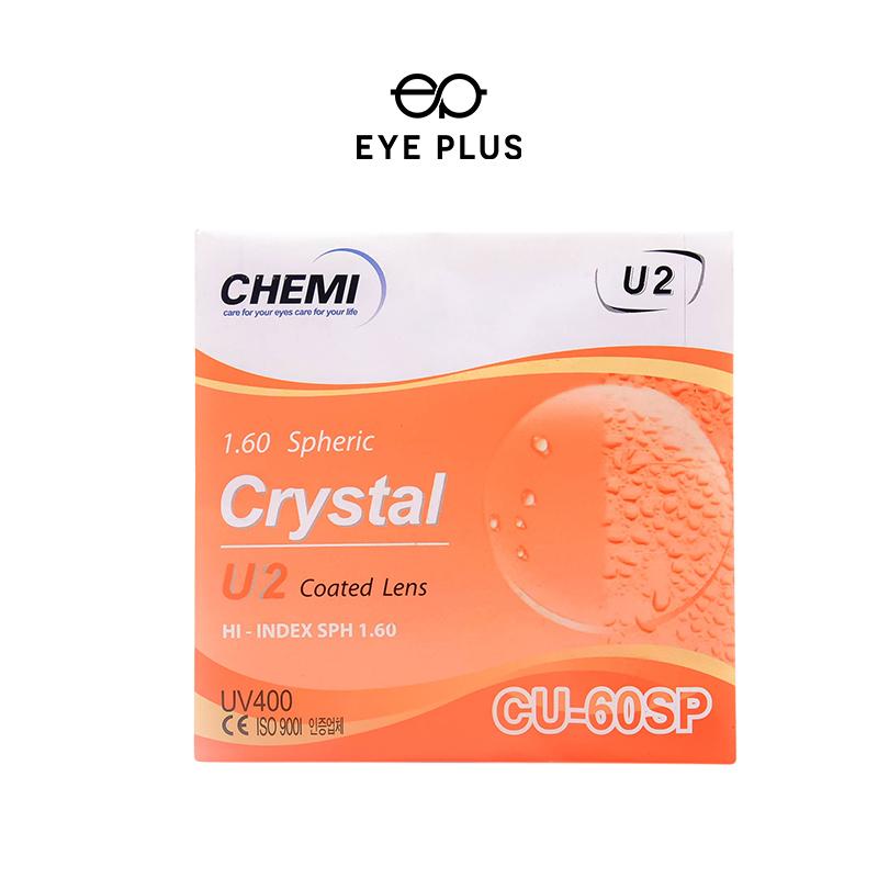 Tròng kính Chemi Crystal