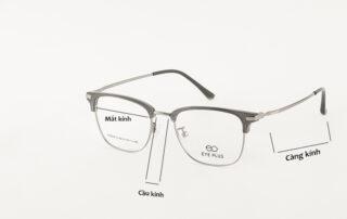 Cách chọn size kính mắt chuẩn nhất
