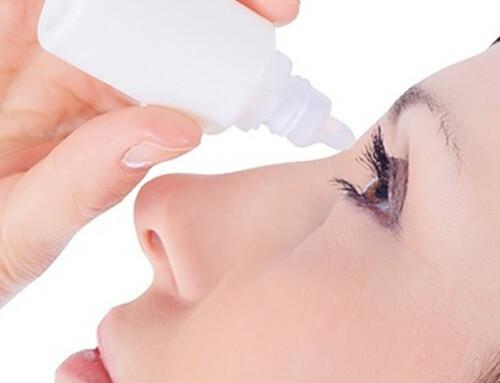 6 sai lầm thường gặp khi sử dụng thuốc nhỏ mắt